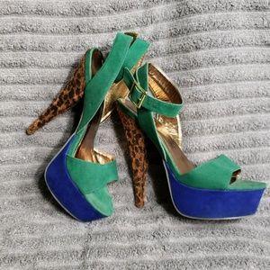 PROMISE platform heels